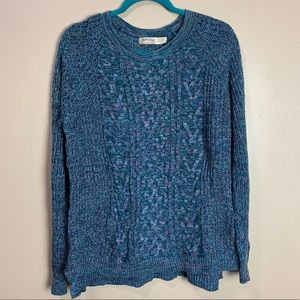 Women's Blue sweater size XL